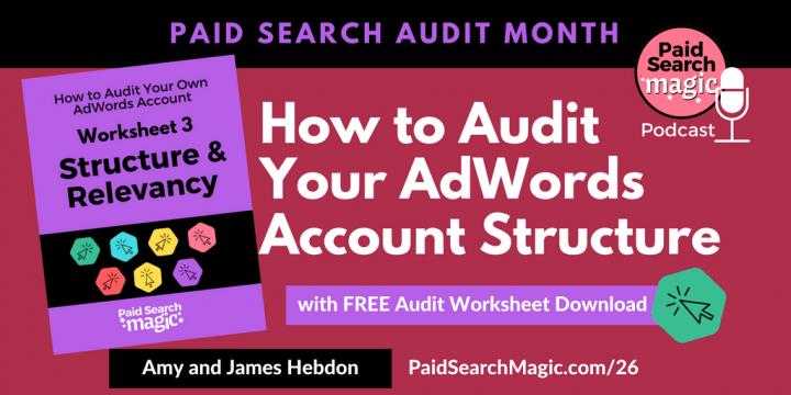 adwords-audit-structure
